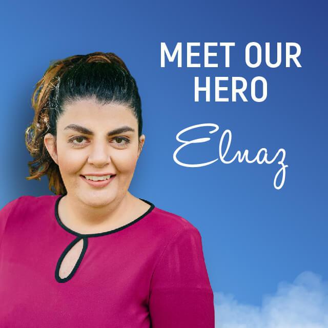 Elnaz Sobhi